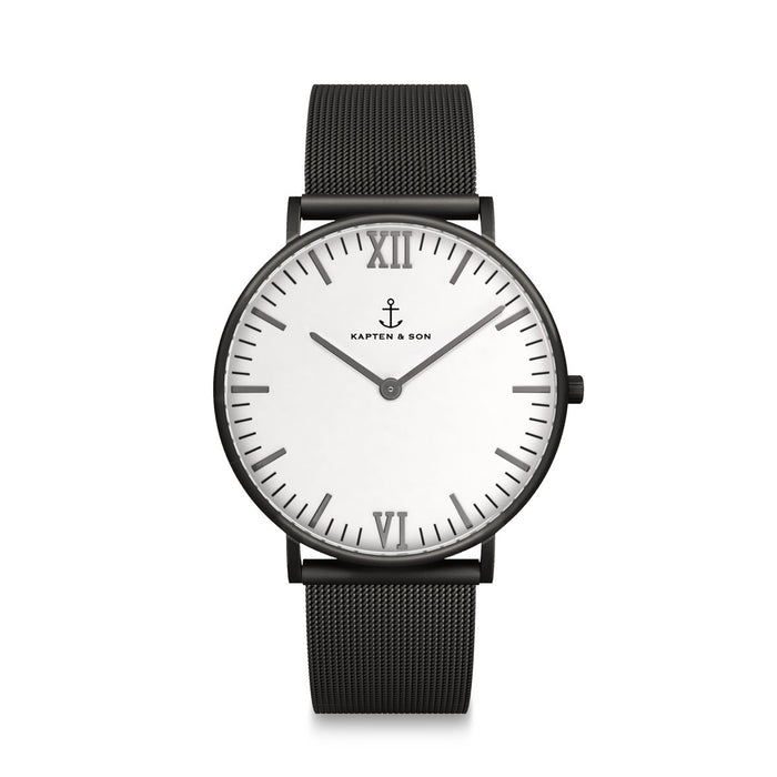 Campus Midnight Mesh - Kapten & Son - Japan