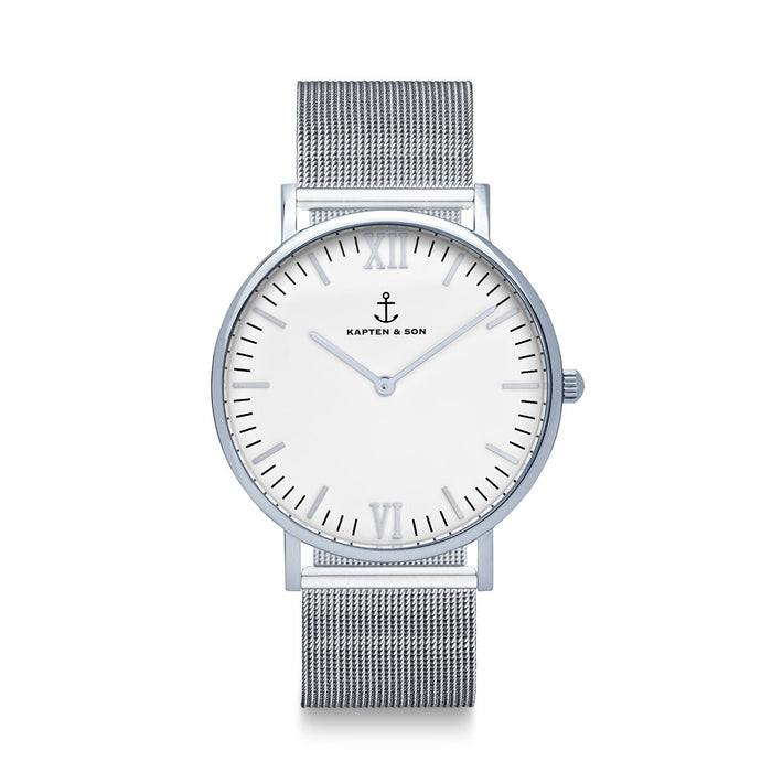 "Campus ""Silver Mesh"" - Kapten & Son - Japan"