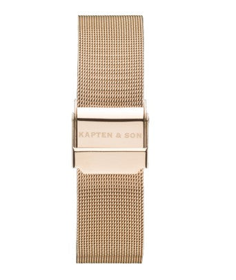 Mesh Strap - Kapten & Son - Japan