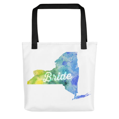 New York Bride Tote