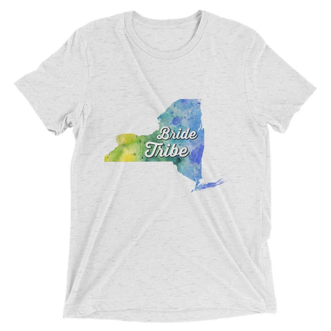 New York Bride Tribe t-shirt