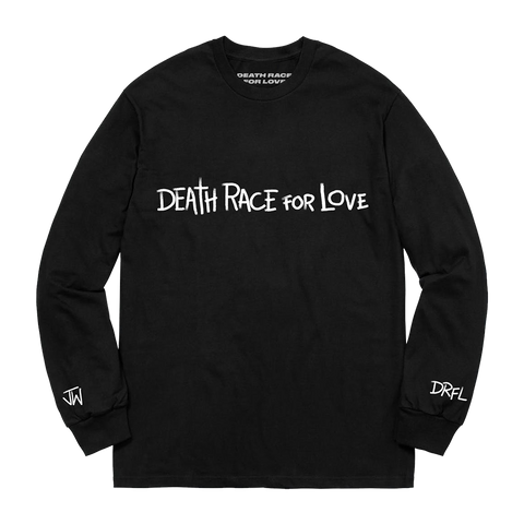 DRFL x Juice Wrld Longsleeve + Digital Album