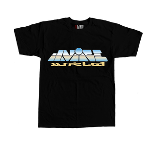 999 x VLONE VWRLD T-Shirt (Blue) + Digital Album