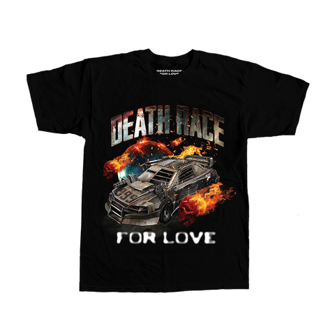 Death Race For Love Tour T-Shirt + Digital Album