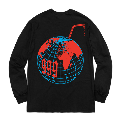 999 x VLONE VWRLD Longsleeve + Digital Album