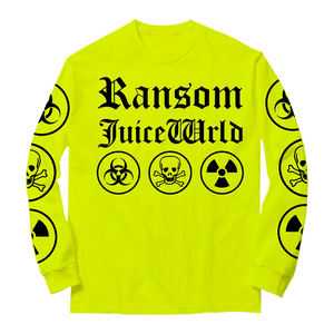 FOR RANSOM x 999 LONGSLEEVE + DIGITAL ALBUM