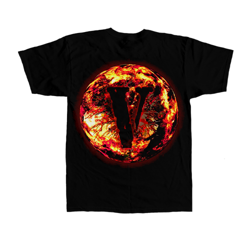 999 x VLONE T-Shirt + Digital Album