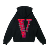 999 x VLONE VWRLD Hoodie (Red) + Digital Album
