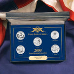 Statehood Quarter Mint Year Set