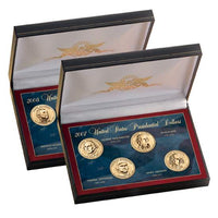 Presidential Vault Security Case 2007/2008
