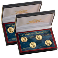Presidential Vault Security Case 2011/2012