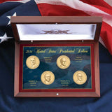 Presidential Golden Dollar Mint Year Set