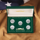 America the Beautiful State Quarter Mint Year Set