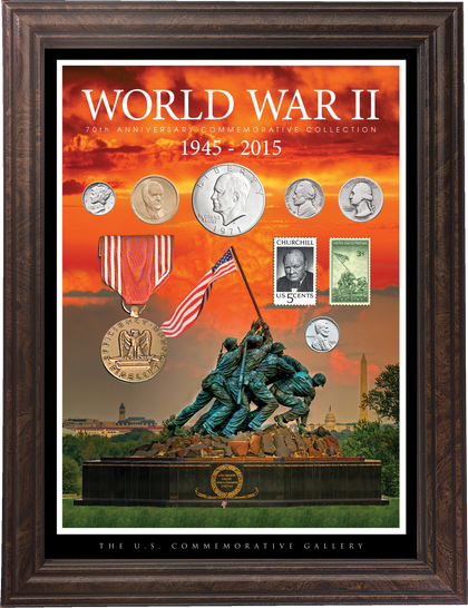70th Anniversary World War II Collection