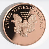 Giant Copper Eagle Proof