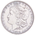 New Orleans Mint Morgan Silver Dollar