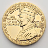 Titanic Rescue Medallion of Honor