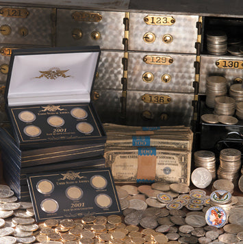 Safe Box of Coins