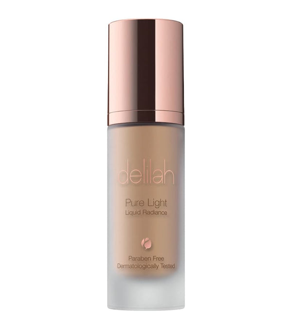 delilah Pure Light Liquid Radiance Halo