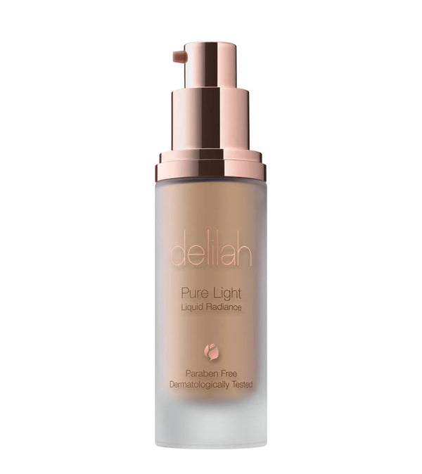 delilah Pure Light Liquid Radiance Halo Open