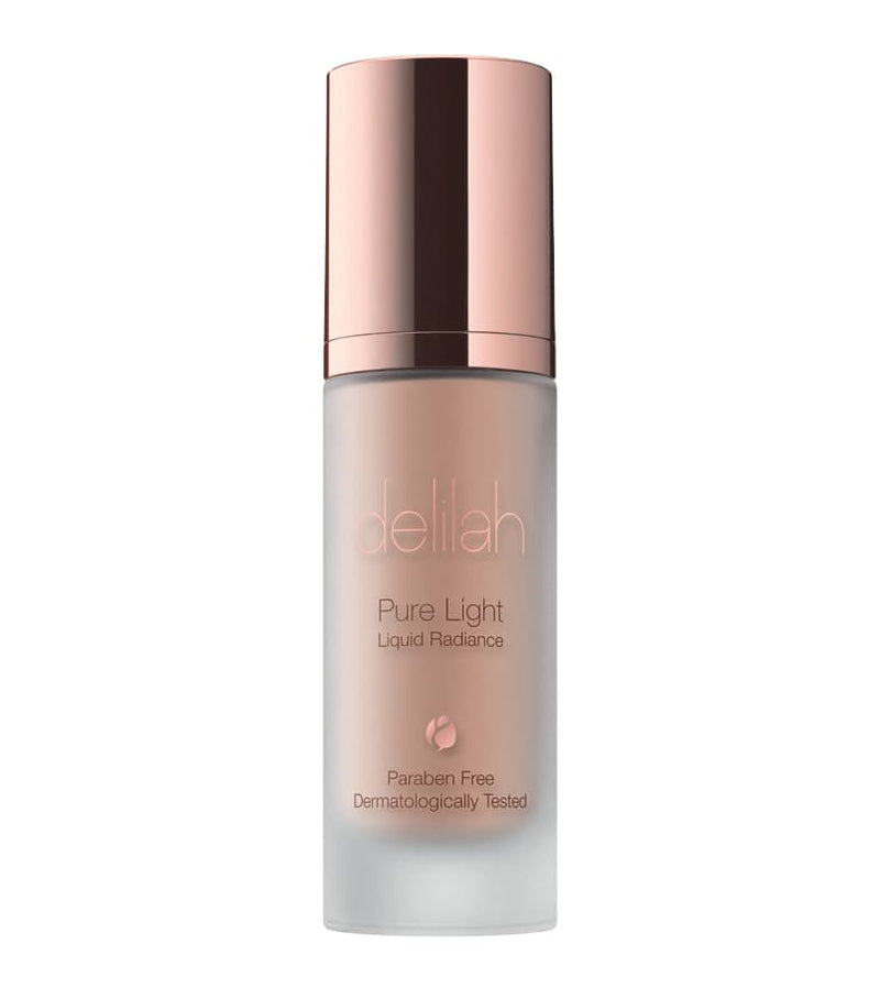 delilah Pure Light Liquid Radiance Lunar