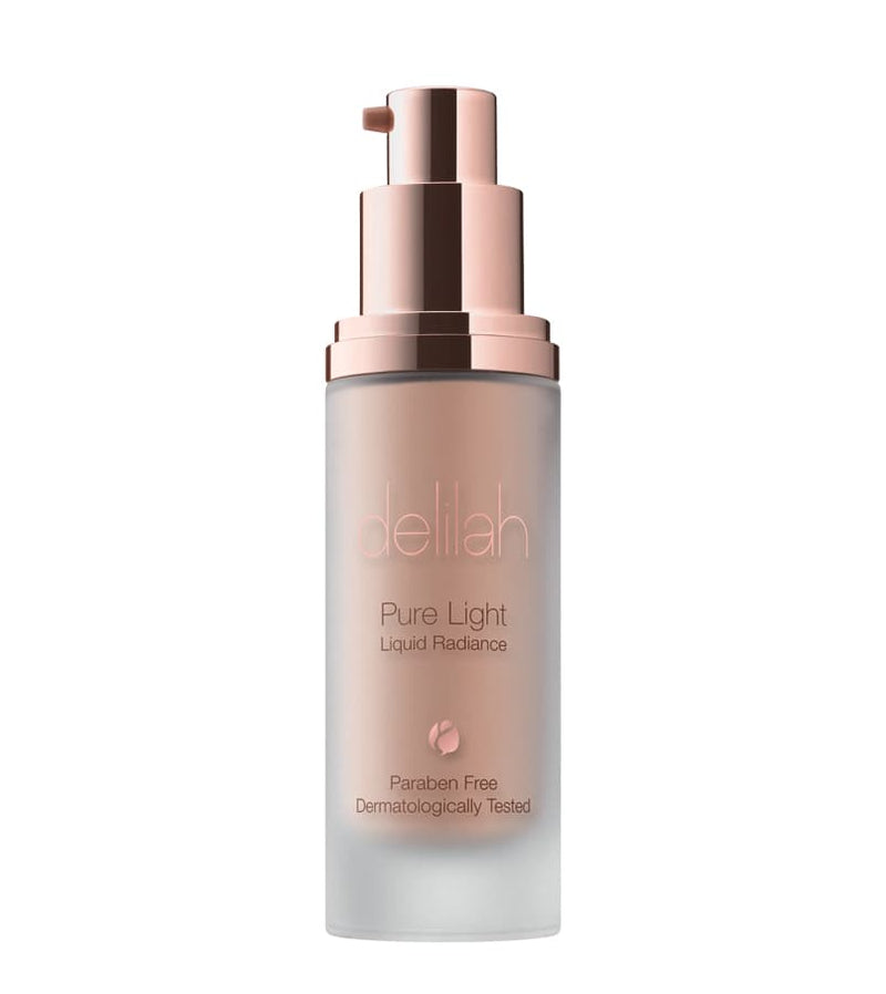 delilah Pure Light Liquid Radiance Lunar Open
