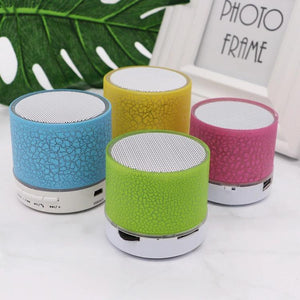 Mini cheap colorful bluetooth speaker