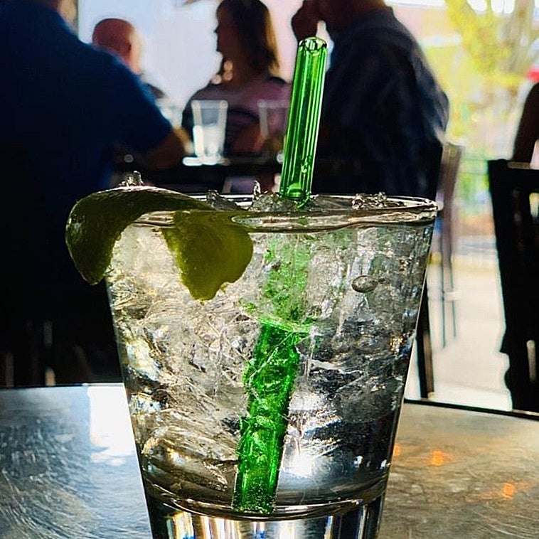 3 Ways to Use ToMA Glass Straws to Market Your Business