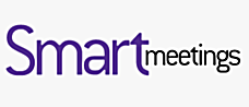 Logo for Smart Meetings, a premiere source for inspiration and resources for meeting and event planners.
