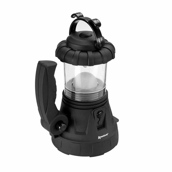 Rechargeable Camping Lantern and Spotlight
