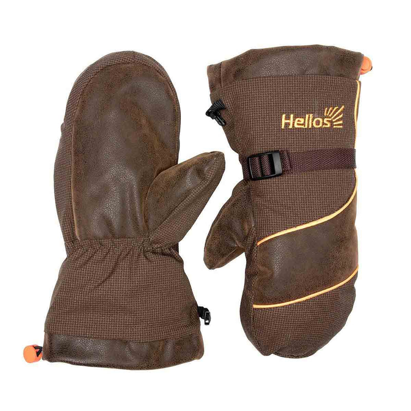 Kevlar Waterproof Winter Mittens Thermal Cold Weather Ice Fishing