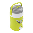 Platino Beverage Cooler Jug for Camping, Traveling with Spigot and Spout, 4 qt