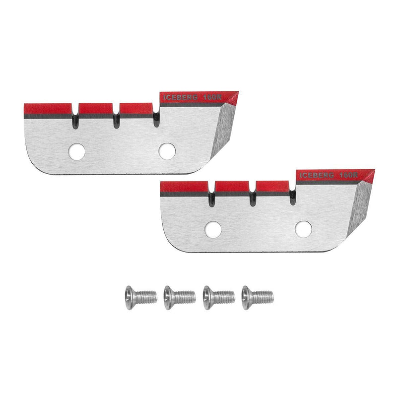 Iceberg Replacement Ice Auger Blades 6""