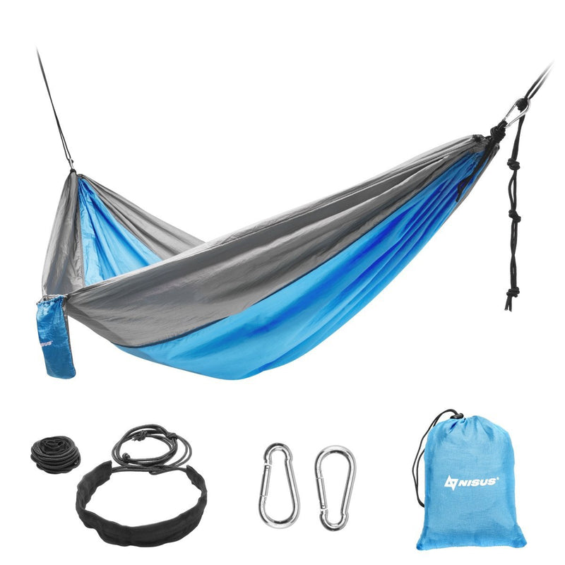 Large Nylon Hammock with Straps