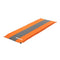 Self-Inflating Foam Camping Pad, Outdoor Sleeping Mat for Hiking, Backpacking, Orange