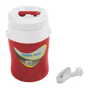 Platino Hard-Sided Beverage Cooler Jug for Camping, Picnic, School, Work, 1 qt
