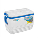 Voyager Big White Ice Chest for Camping, Outdoor, 60 qt