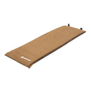 Self-Inflating Foam Pad for Outdoor, Camping, Hiking, Beige