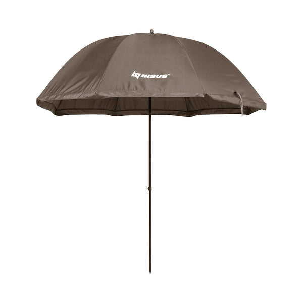 Fishing Umbrella with Wind Shelter Around Perimeter