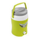 Platino Beverage Cooler Jug with Spigot for Picnics, Camping, 8 qt
