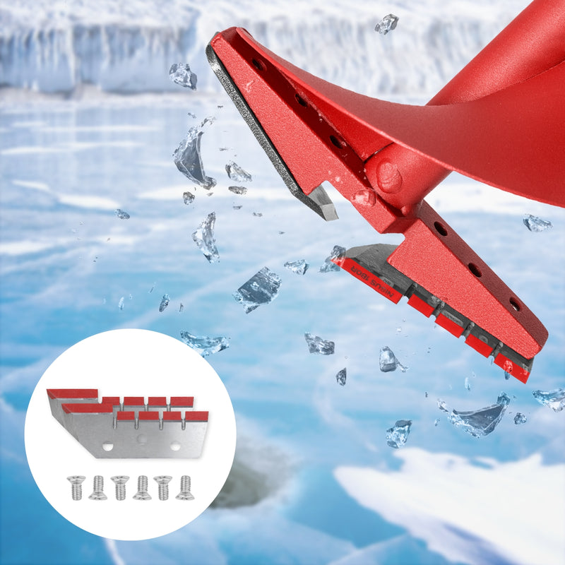 Tornado Replacement Ice Auger Blades