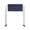 Lightweight Compact Folding Blue Outdoor Camping Stool (N-FS-21124S)