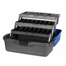 Fishing Three Trays Tackle Box, Plastic Tackle Box, Freshwater Saltwater Tackle Tray