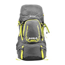 50L EAGLE Lightweight Framed Backpack, Small Waterproof Weekend Hiking Backpack with Rain Cover