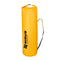 90 L Waterproof Large Fishing Boating Dry Bag, Waterproof Backpack for Travel, Fishing, Hiking, Yellow/ Blue