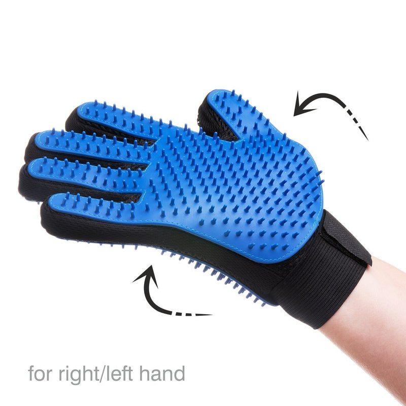 Double-Sided Pet Grooming Glove
