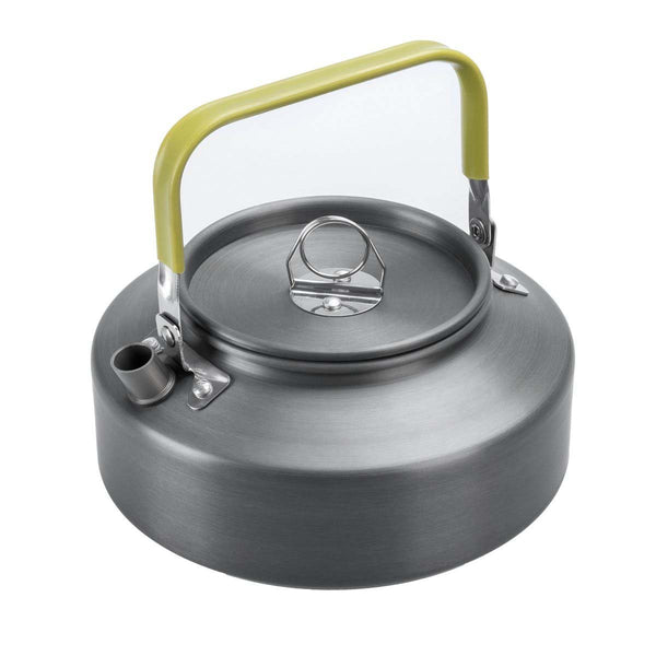 Portable Outdoor Anodized Aluminum Kettle for Camping