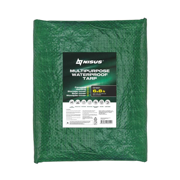 Multipurpose Waterproof Tarp 5 mil