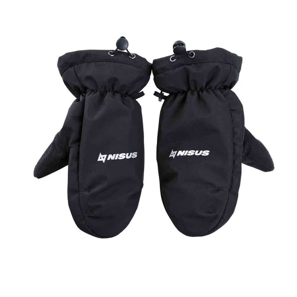 Waterproof Mittens for Cold Weather, Snowmobiling