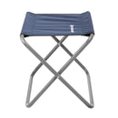Folding Tourist Stool for Camping, Set of 2